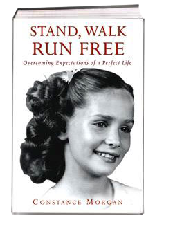 Stand, Walk, Run Free by Connie Morgan
